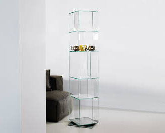 Стеллаж Cubic Glass фабрики Bonaldo