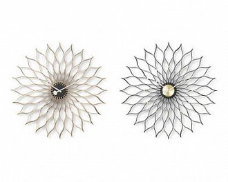 Настенные часы Wall Clocks - Sunflower Clock фабрики Vitra