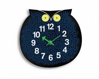 Часы Zoo Timers - Omar the Owl фабрики Vitra