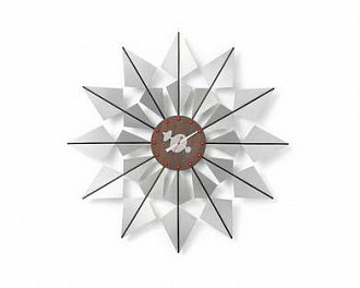 Настенные часы Wall Clocks - Flock of Butterflies фабрики Vitra
