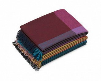 Плед Colour Block Blankets фабрики Vitra