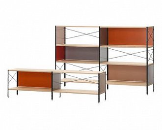 Стеллаж Eames Storage Unit ESU, Shelf фабрики Vitra