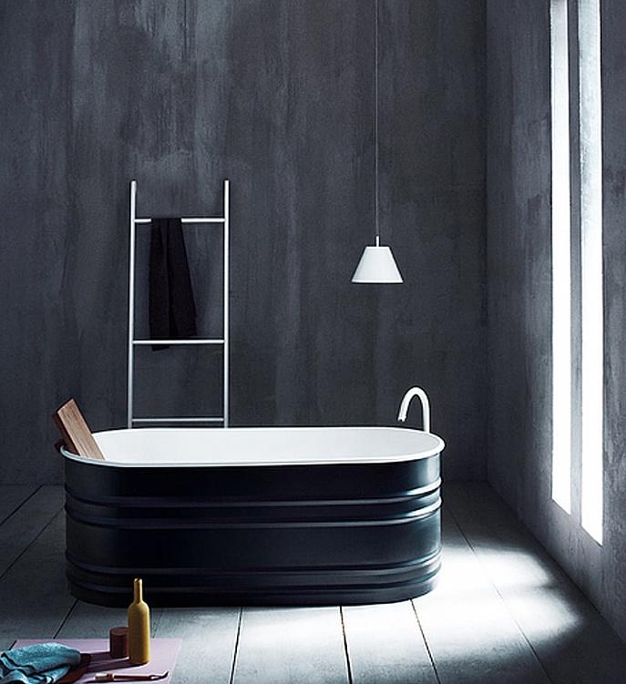 Дизайнерская ванна VIEQUES