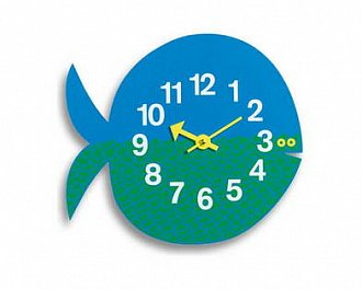 Часы Zoo Timers - Fernando the Fish фабрики Vitra